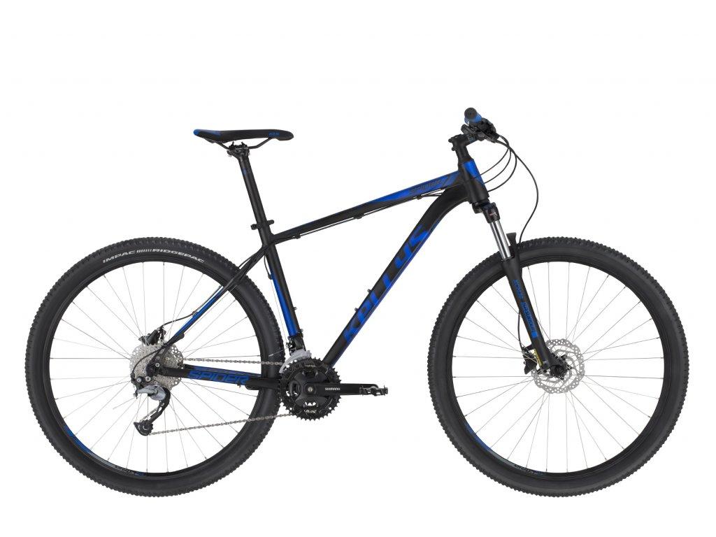 "KELLYS Spider 50 Black Blue 29"" (Barva blue, Velikost S)"