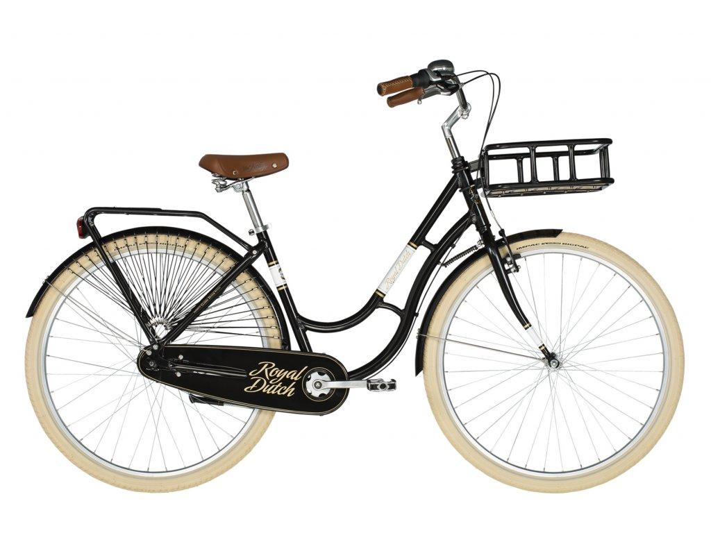 KELLYS Royal Dutch Black 460 (Barva black, Velikost 460)