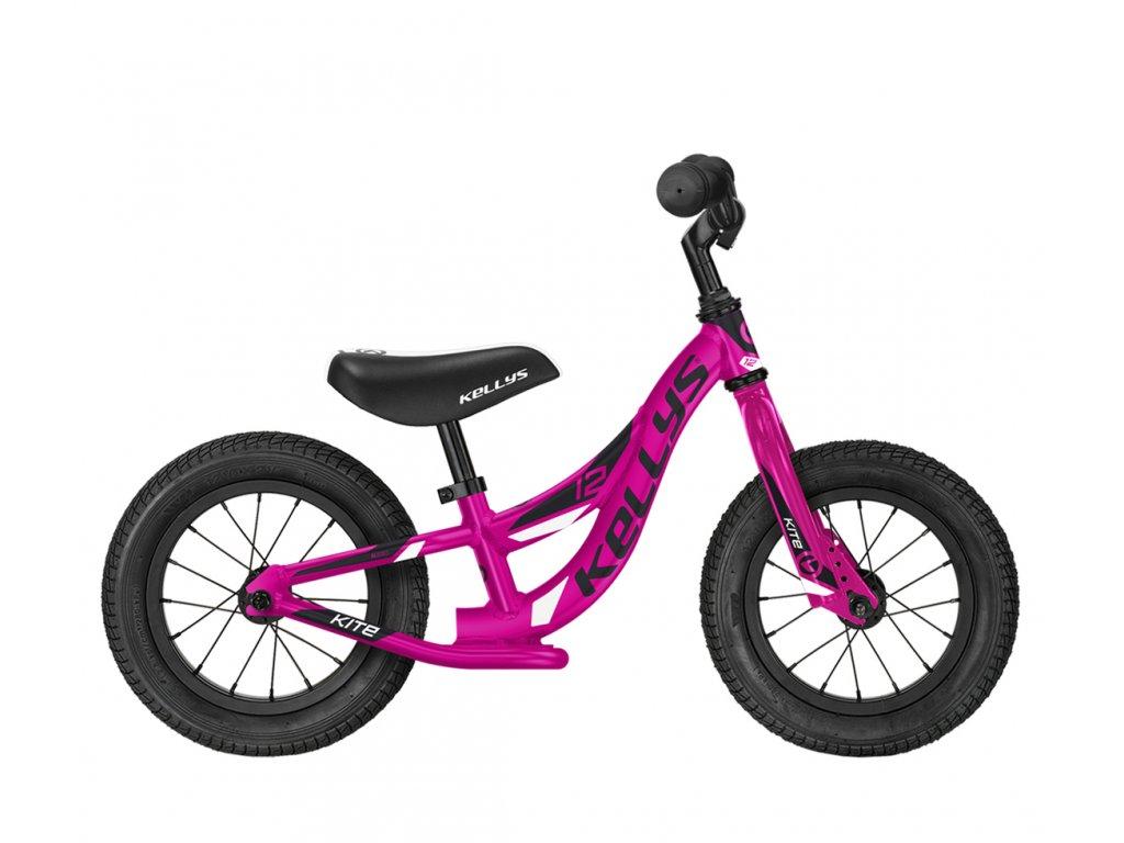 KELLYS KITE 12 PINK (Barva pink)