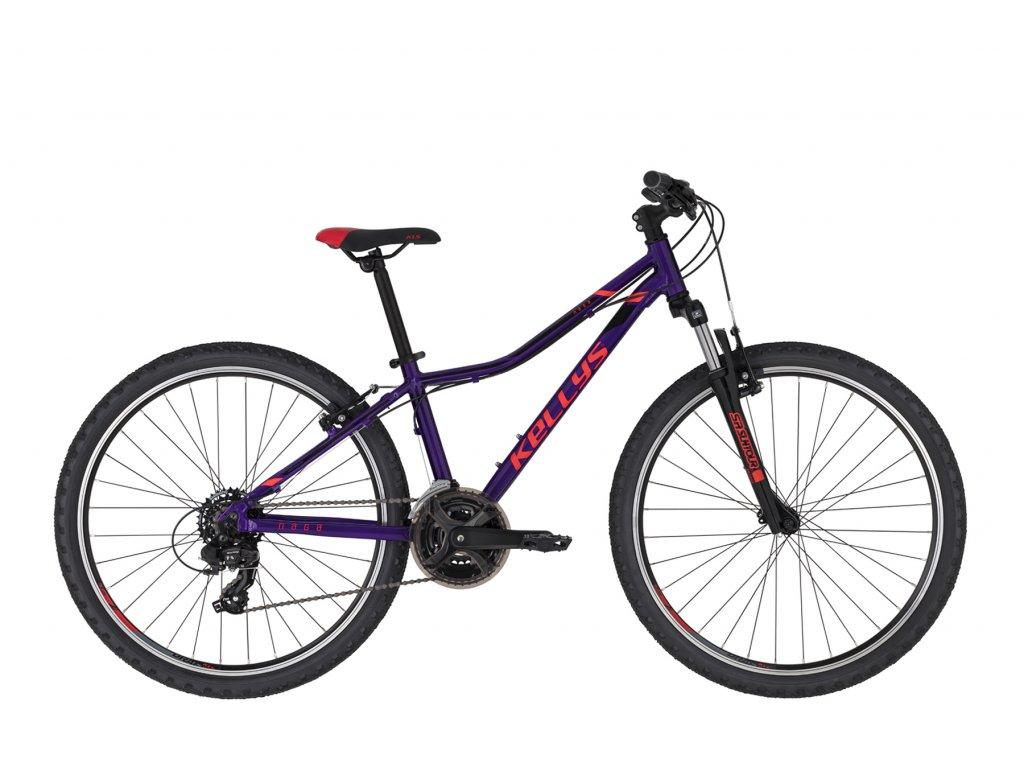 """KELLYS Naga 70 Purple 13.5 26"""" (Barva purple, Velikost 13.5"""")"""