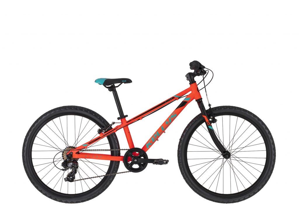 """KELLYS Kiter 30 Neon Orange 11 24"""" (Barva orange, Velikost 11"""")"""