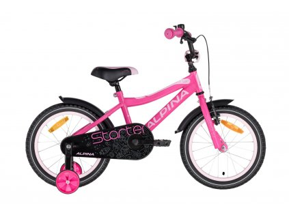 """ALPINA STARTER pink 16"""" (Barva pink)"""