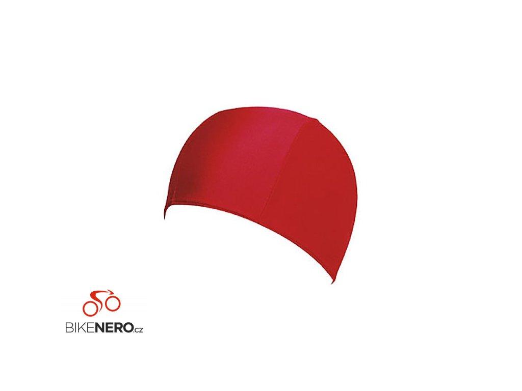 Koupací čepice LYCRA 1904 červená