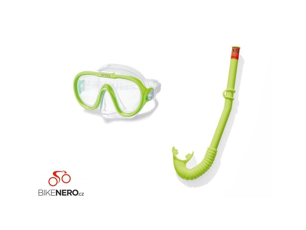 Potápěčský set INTEX Adventurer 55642