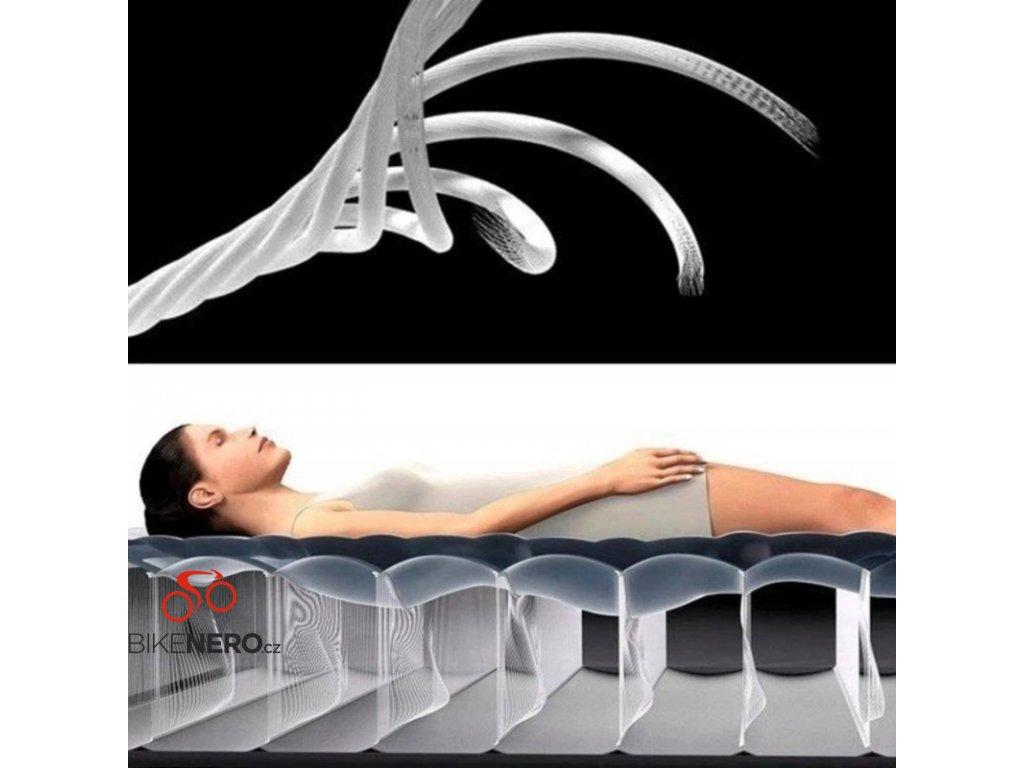 Nafukovací matrace INTEX 64150 QUEEN PILLOW REST CLASSIC 152x203x25 cm
