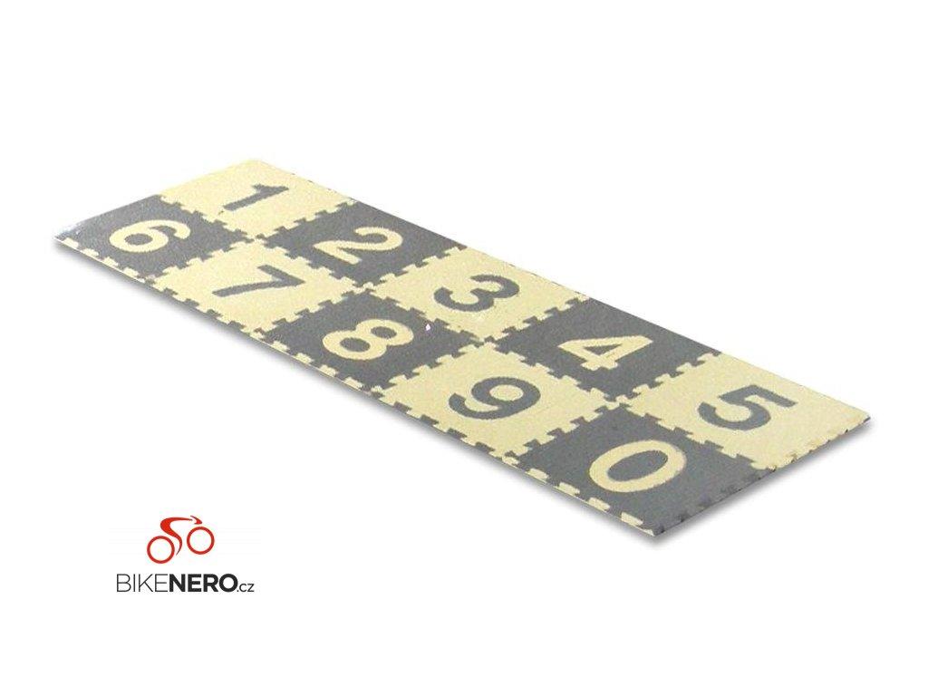 Podložka dětská AGUARD 30x30x1,2 cm - 10ks