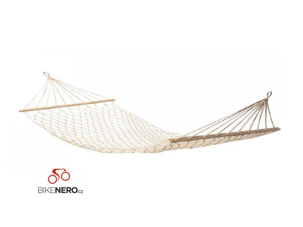 Závěsná houpací síť/lehátko Sedco Cotton 200x100 cm
