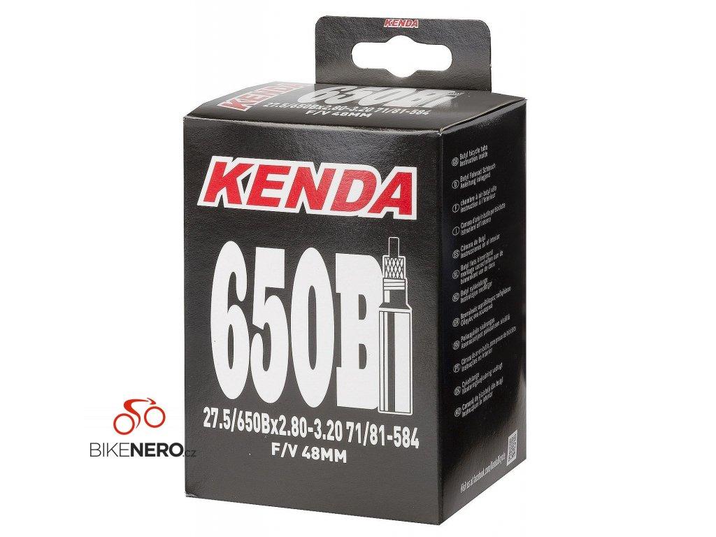 DUŠE KENDA 27.5/650Bx2.80-3.20 (71/81-584) FV-48MM