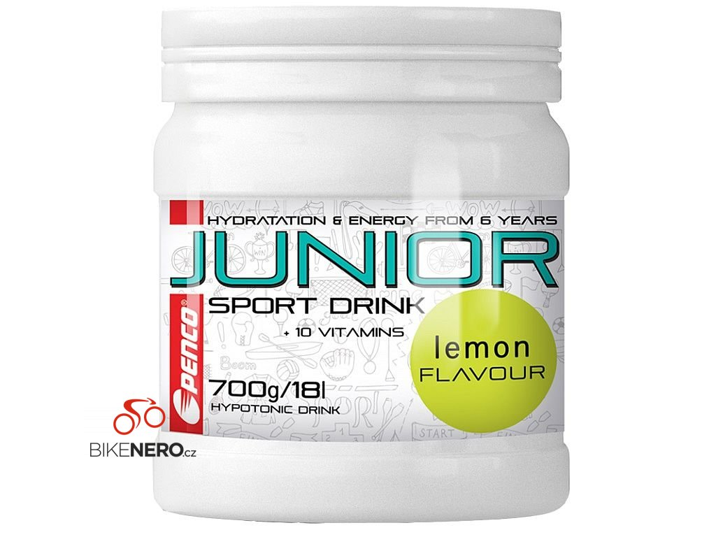 PENCO JUNIOR SPORT DRINK 700G CITRON