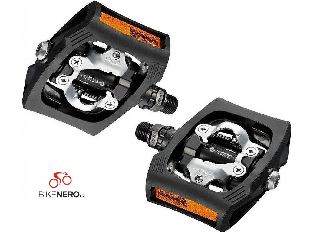 PEDÁLY SHIMANO MTB PD-T400 CLICK