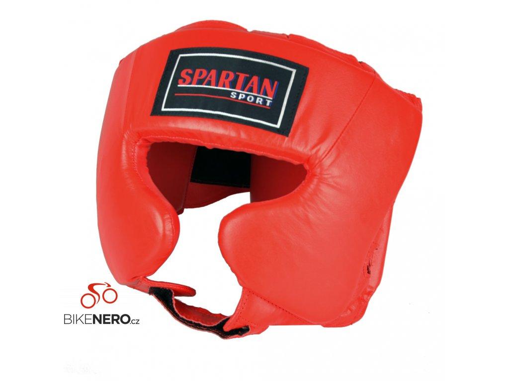 Boxerský chránič hlavy Spartan Kopfschutz