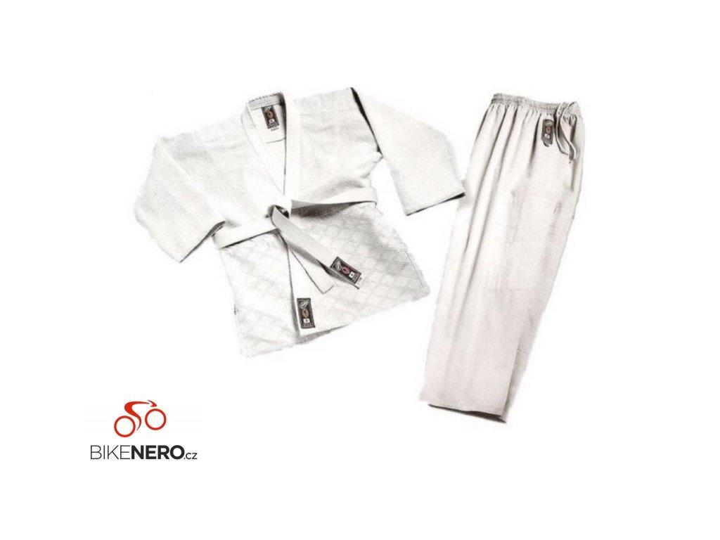 Sedco Kimono JUDO 140 + pásek (bílé)