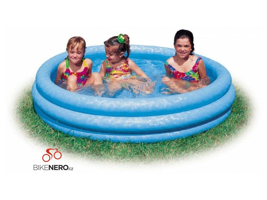 Bazén nafukovací bazén INTEX 58426 Crystal 147 x 33 cm