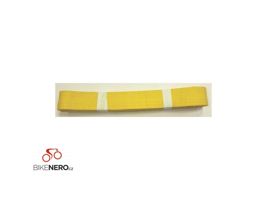 Pásek ke kimonu JUDO EFFEA žlutý vel. 4