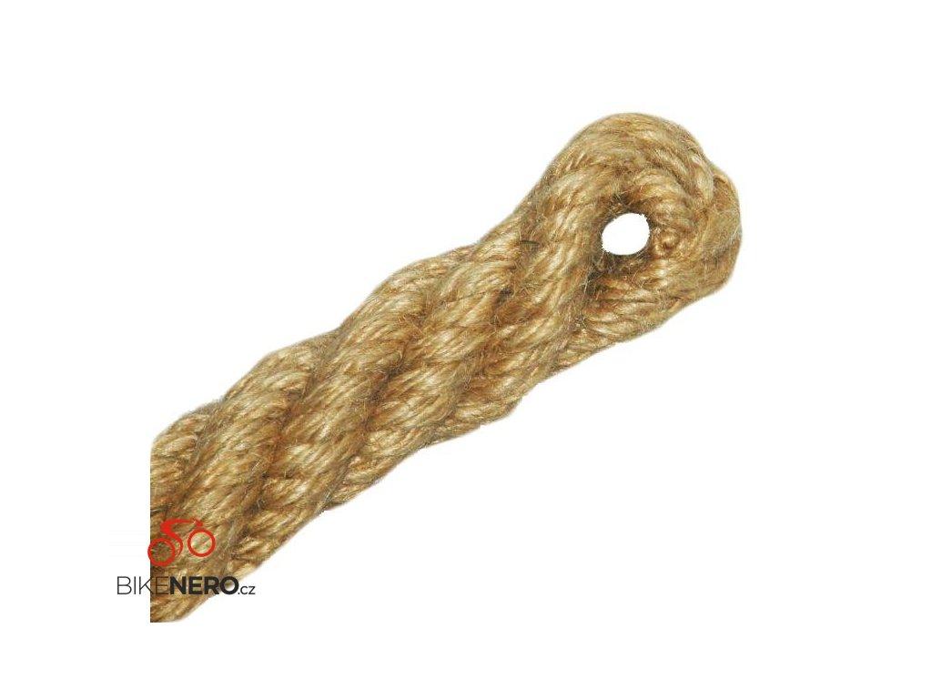 Lyžařské lano zavěsit