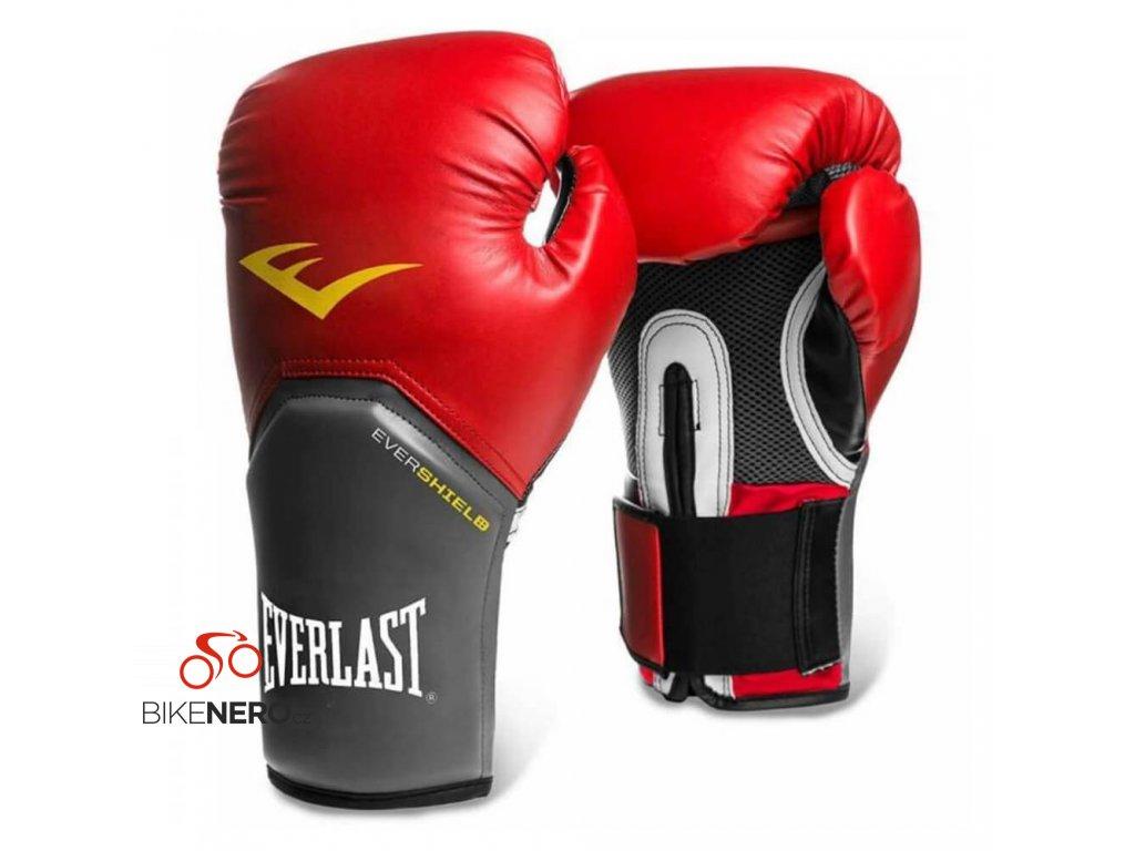 Boxerské rukavice Everlast Pro Style Elite Training Gloves