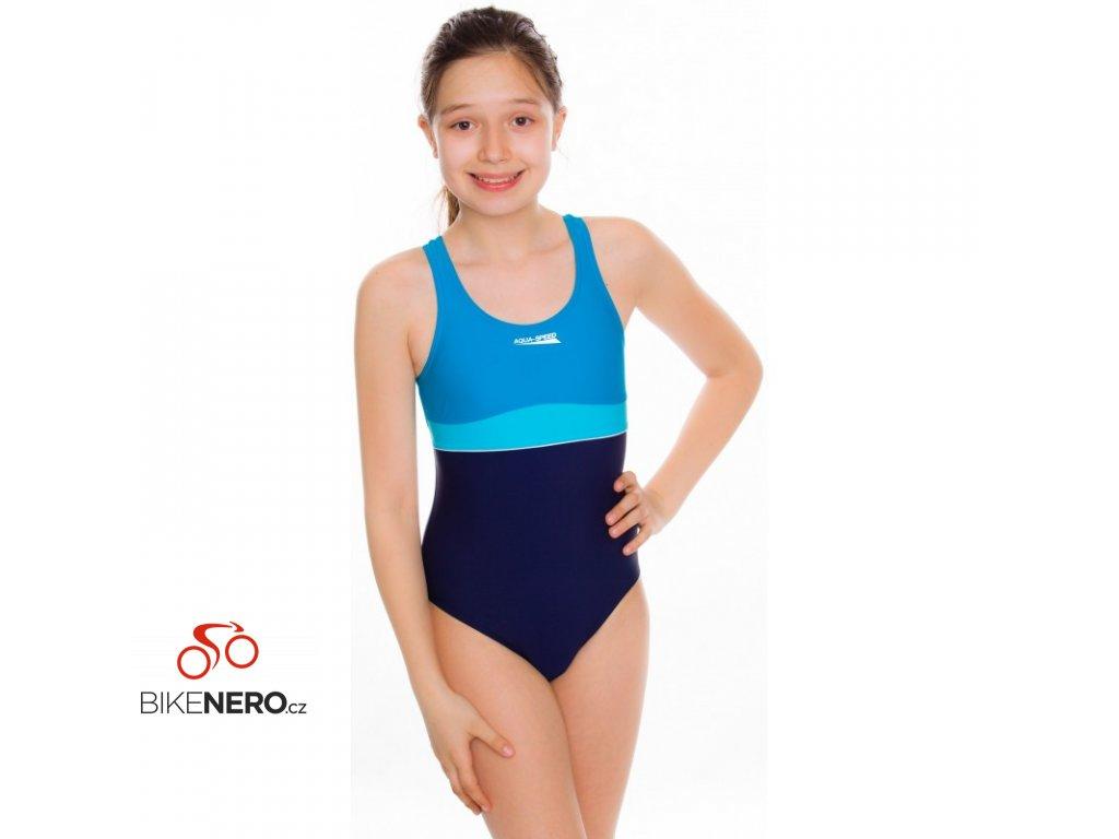 Emily dívčí plavky vel 146 BN1