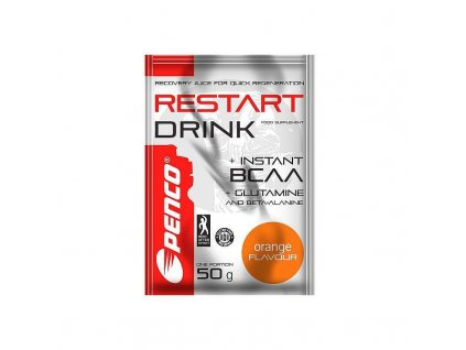 PENCO RESTART DRINK POMERANČ 50G