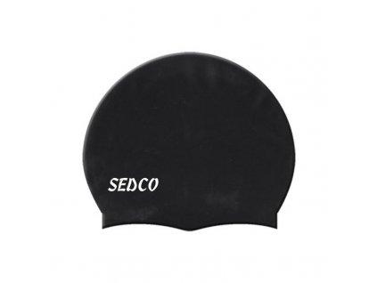 Koupací čepice Silicon RICHMORAL černá