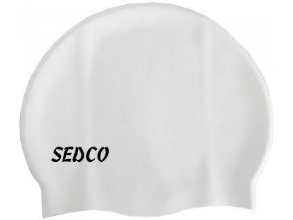 Koupací čepice Silicon RICHMORAL červená