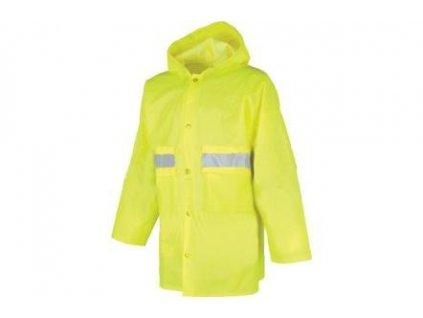 Nepromokavý reflexní plášť - Pláštěnka SENIOR 0440 Reflexní