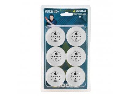 Míčky na stolní tenis JOOLA ROSSI* - SET 6 ks