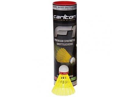 F1 Ti Yellow badmintonové míčky