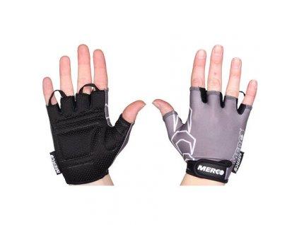 BG Gel 02 cyklistické rukavice