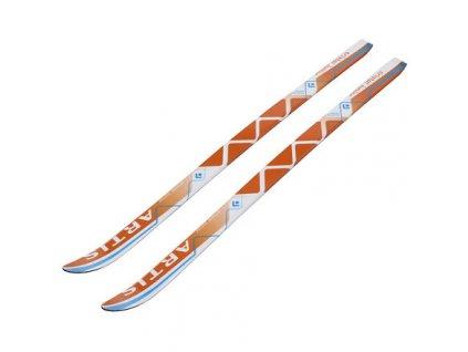 Cristal dětské běžecké lyže, s protismykem