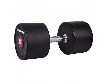 Jednoruční činka inSPORTline Profi 50 kg