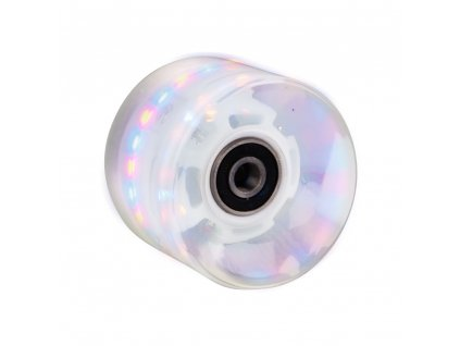Svítící kolečko na penny board 60*45 mm vč. ložisek ABEC 7