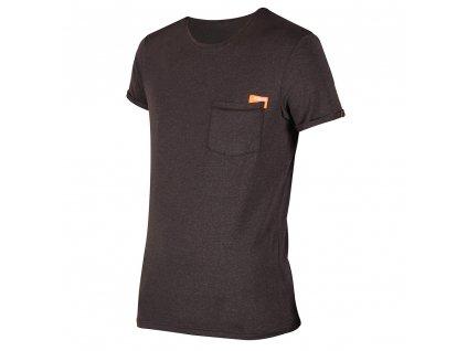 Pánské tričko Jobe Discover Dark Graphite