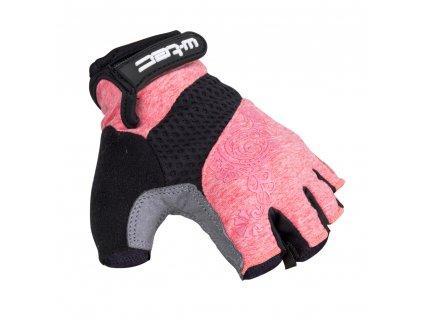 Dámské cyklo rukavice W-TEC Atamac