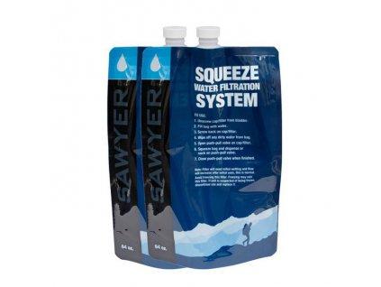 Skládací lahev Sawyer SP114 2 l - sada 2 ks