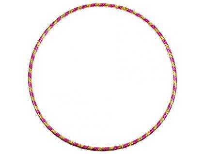 Hula Hoop Stripe gymnastická obruč