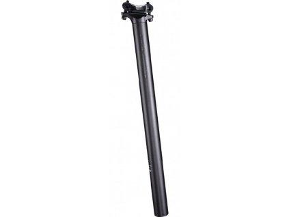 sedlovka 29.4 x 400mm BBB SkyScraper Al černá