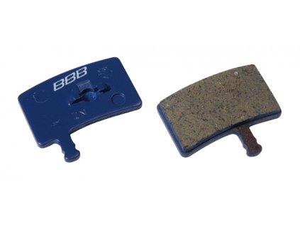 brzdové destičky BBB BBS-491 Hayes Stroker