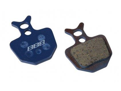 brzdové destičky BBB BBS-66 Formula ORO