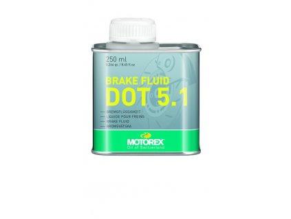 olej Motorex BrakeFluid DOT 5.1 250ml
