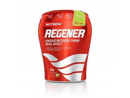 nápoj Nutrend REGENER 450g fresh apple