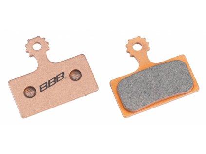 brzdové destičky BBB BBS-56S SH XTR,XT,SLX