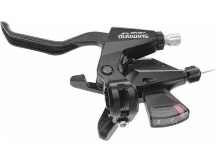 řadicí a brzdová páka Shimano Altus ST-M310 3p servisní balení