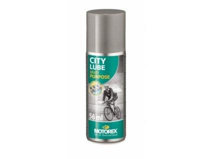 olej MOTOREX City Lube 56ml spray plnící