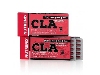 tablety Nutrend CLA SOFTGEL 60tablet