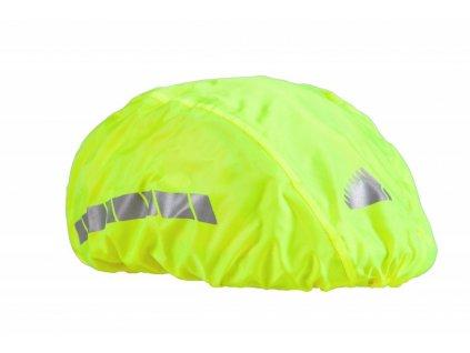 potah na helmu reflexní žlutý