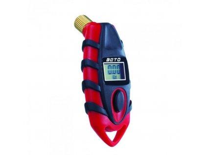měřič tlaku BETO digitální červený