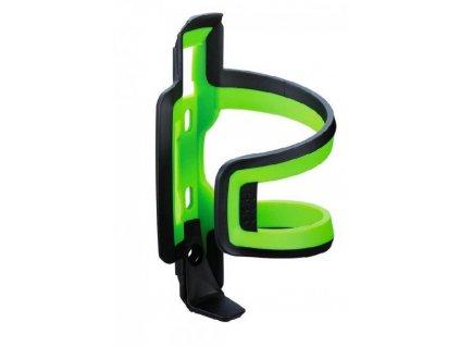 košík BBB DualAttack černo/zelený