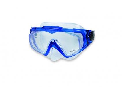Potápěčská maska Intex 55981 AQUA PRO SILICON modrá