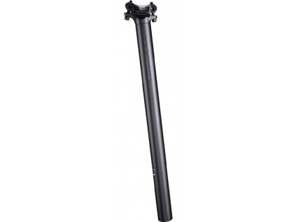 sedlovka 30.4 x 400mm BBB SkyScraper Al černá