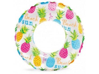 Kruh plavecký INTEX 59230 51cm Ananas